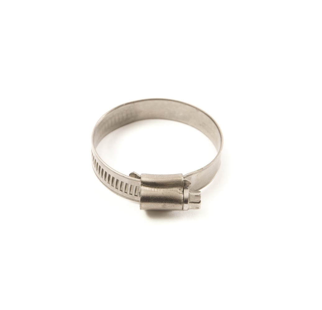 collier de serrage inox pour tuyau de 21mm a 38mmsuper fish. Black Bedroom Furniture Sets. Home Design Ideas