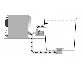 FILTRE TAMBOUR COMBI DRUM 30000 POMPAGE oasis filtration bassin schéma 2