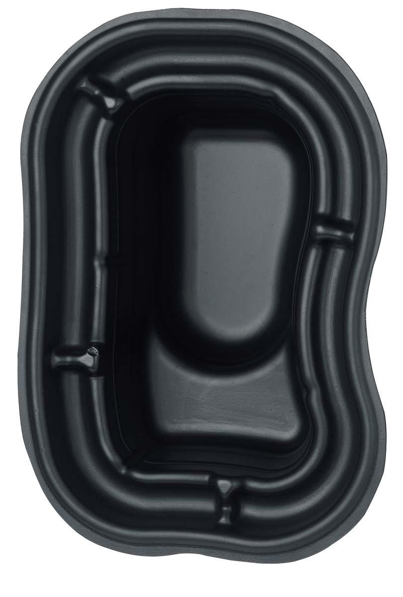 bache et bassin bassin preforme plastique a enterrer 250. Black Bedroom Furniture Sets. Home Design Ideas