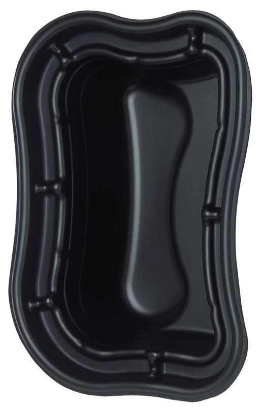 bache et bassin bassin preforme plastique a enterrer 500. Black Bedroom Furniture Sets. Home Design Ideas