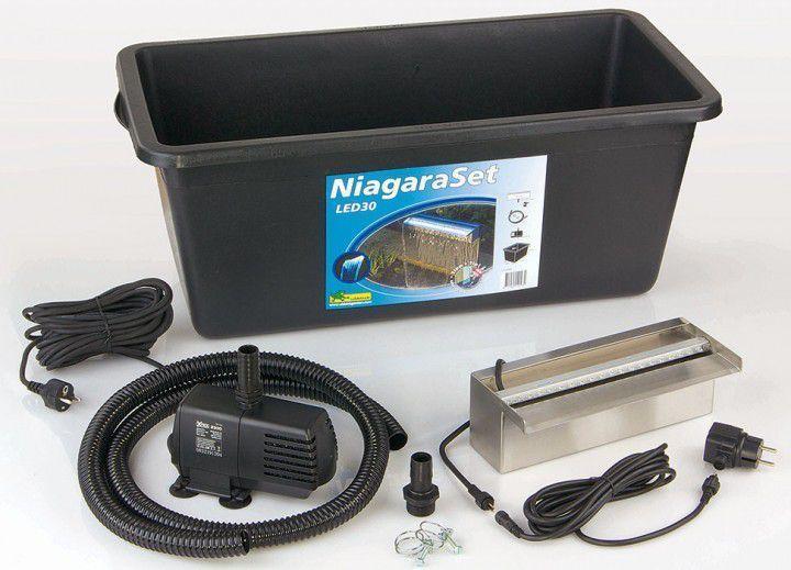 kit lame d eau reservoir niagara 30 cm ledubbink. Black Bedroom Furniture Sets. Home Design Ideas
