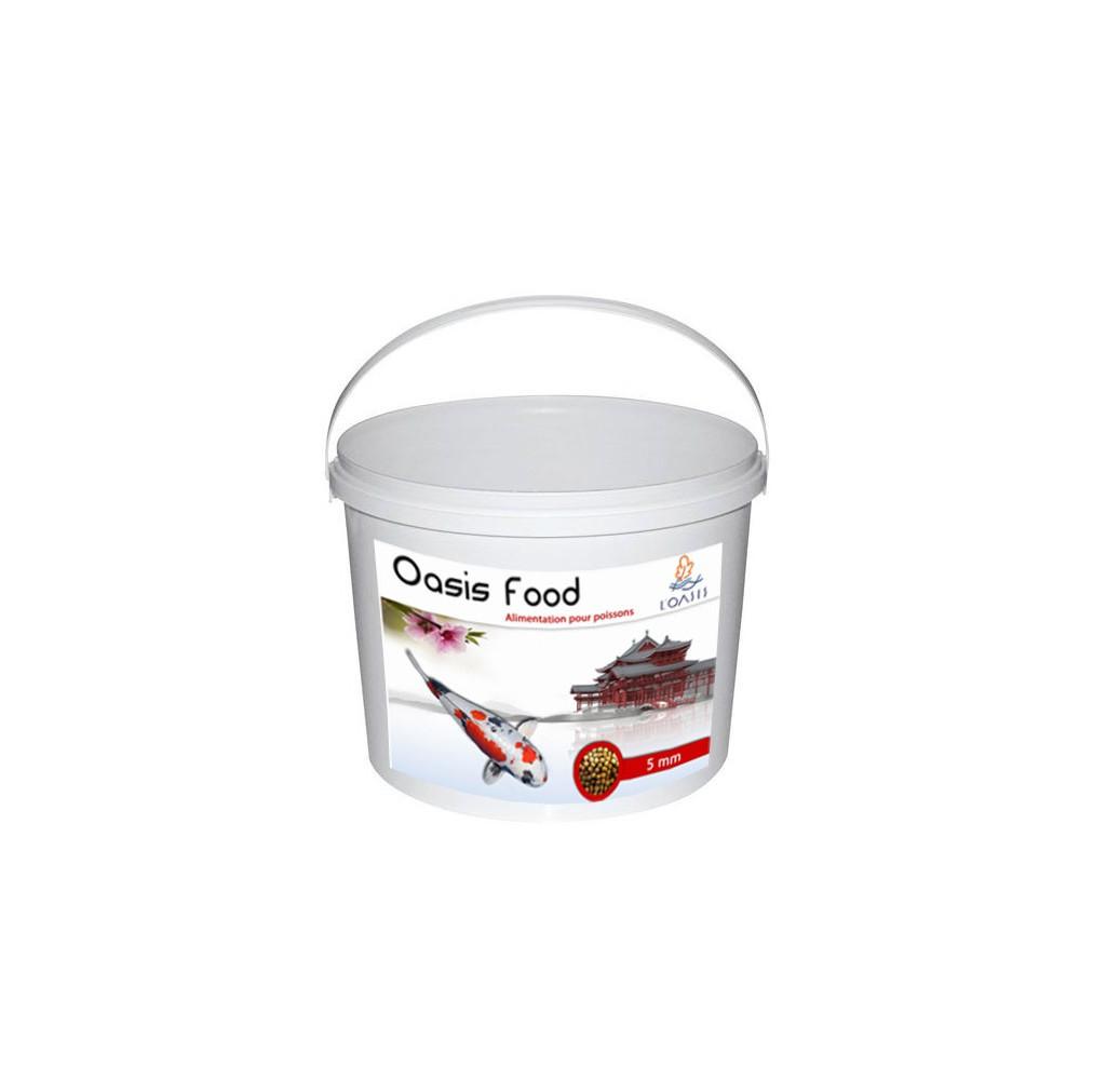 nourriture_carpe_koi_poisson_rouge_oasis_Food_5mm_bassin